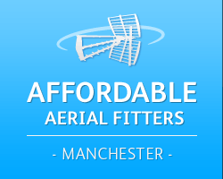 Additional Services - Aerial Install Manchester